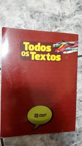 Livro Todos os Textos 6° ano - Foto 4