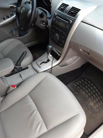 Corolla 09/10 XEI com GNV + parcelas - Foto 5