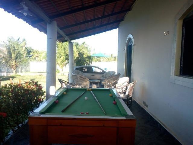 Casa de Praia com psicina e campo no Pacheco - Foto 5