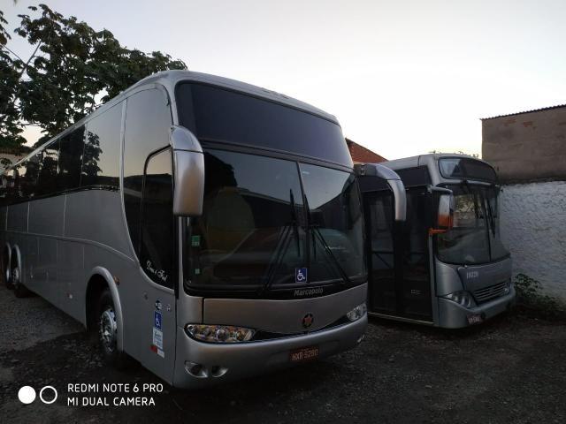 Ônibus Marcopolo Mercedes - Foto 2