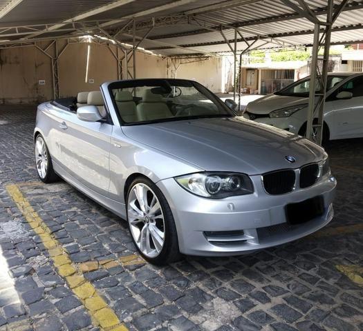 BMW 120i Cabrio Prata 2009/2010