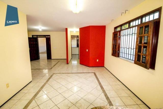 Casa com 3 dormitórios para alugar, 300 m² por R$ 2.000/mês - Cidade dos Funcionários - Fo - Foto 20