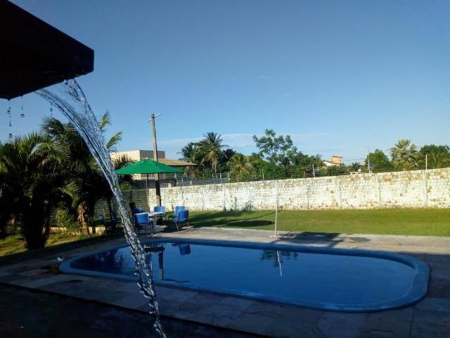 Casa de Praia com psicina e campo no Pacheco - Foto 6