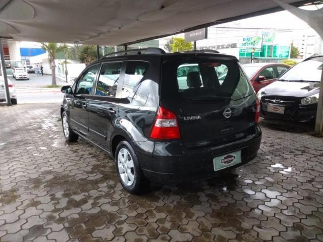 LIVINA SL 1.8 16V Flex Fuel Aut. - Foto 7