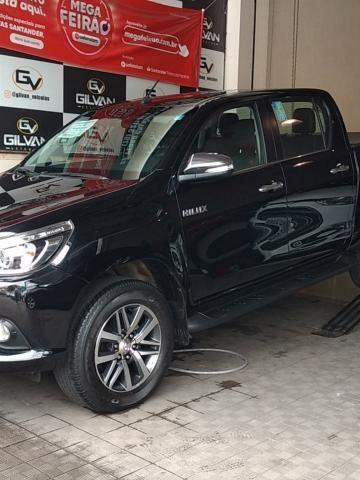 Hilux 2017/2017 2.8 srx 4X4 cd 16v diesel 4P automatica