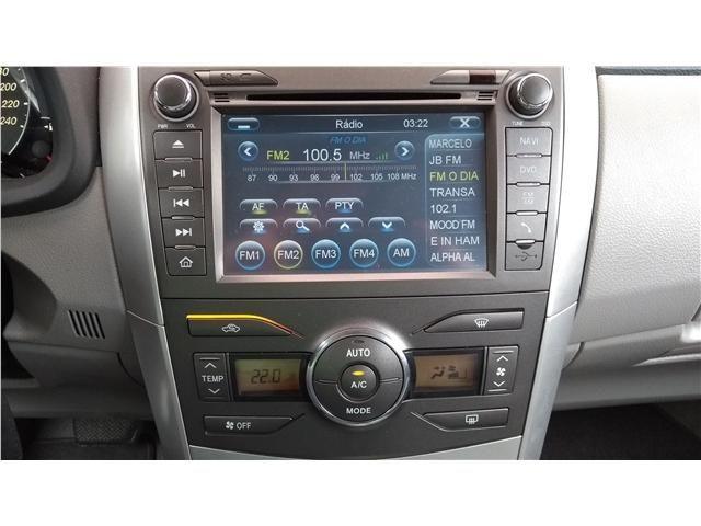 Toyota Corolla 1.8 gli 16v flex 4p automático - Foto 12