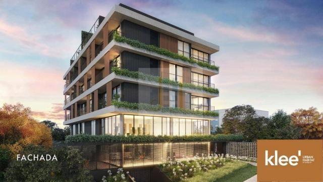 Apartamento com 3 dormitórios à venda, 73 m² - Mossunguê - Curitiba/PR