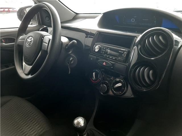 Toyota Etios 1.5 x sedan 16v flex 4p manual - Foto 12