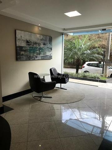 J2 - Excelente apartamento de 4 quartos, Elevador, slão de festas - Cascatinha - Foto 12