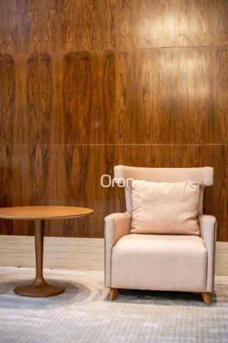 Apartamento com 4 dormitórios à venda, 271 m² por r$ 2.213.000,00 - jardim goiás - goiânia - Foto 7