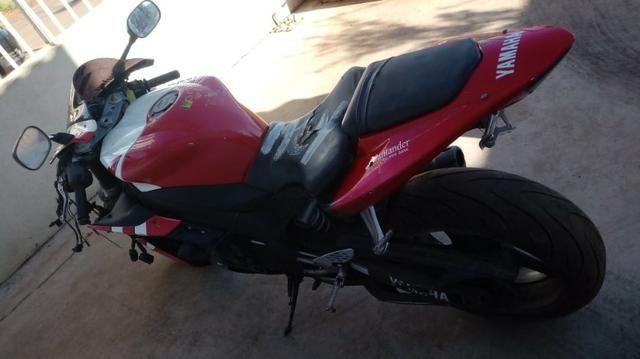 Moto Para Retirada De Peças / Sucata Yamaha Yzf R1 Ano 2005 - Foto 3