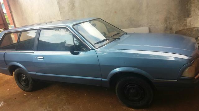 Vende-de carro ano 89