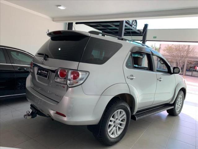 Toyota Hilux Sw4 3.0 Srv 4x4 7 Lugares 16v Turbo i - Foto 4