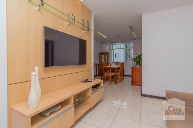 Apartamento à venda com 3 dormitórios em Monsenhor messias, Belo horizonte cod:241189 - Foto 2