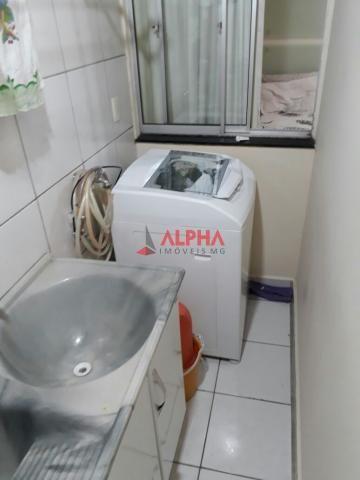 Apartamento à venda com 3 dormitórios em Senhora das graças, Betim cod:5193 - Foto 12