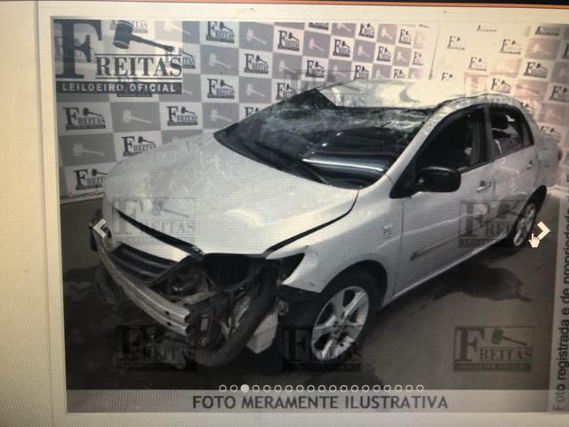 Sucata Corolla 2012 - Foto 2