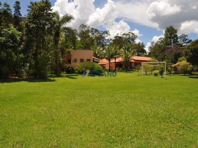 Chácara à venda com 5 dormitórios em Vila pinhal broa, Itirapina cod:4319 - Foto 4