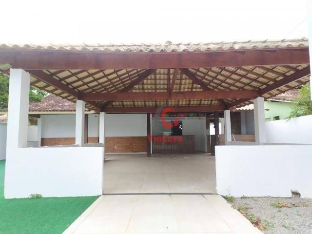 Casa Comercial para alugar por R$ 4.500/mês - Jardim Mariléa - Rio das Ostras/RJ - Foto 2
