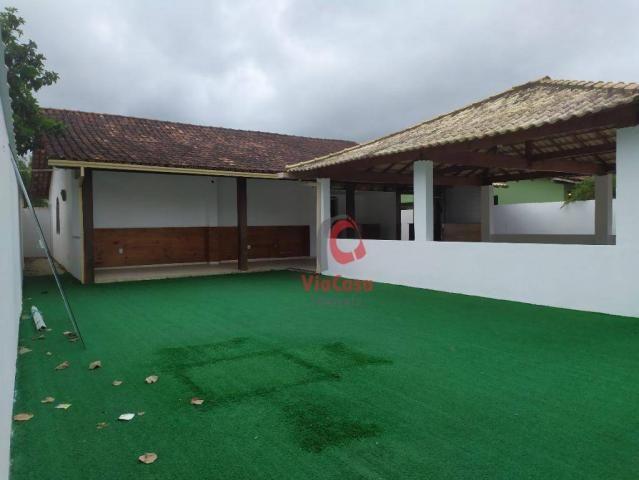 Casa Comercial para alugar por R$ 4.500/mês - Jardim Mariléa - Rio das Ostras/RJ - Foto 13