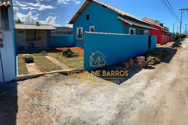Casas lindas em Unamar/ Cabo Frio- Feirão de casas Micheline Barros. - Foto 19