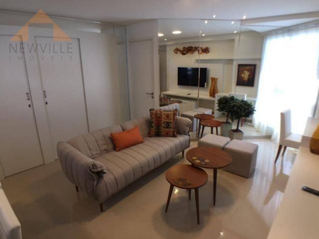 Apartamento com 2 quartos à venda, 34 m² por R$ 820.819 - Avenida Boa Viagem - Recife - Foto 5