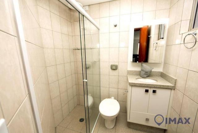 Apartamento com 1 dormitório para alugar, 45 m² por R$ 1.500,00/mês - Centro - Foz do Igua - Foto 18