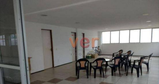 Apartamento à venda, 56 m² por R$ 259.000,00 - Alagadiço Novo - Fortaleza/CE - Foto 9