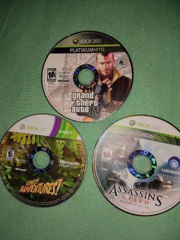 3 jogos de Xbox 360 - Foto 2