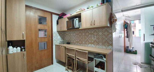 Apartamento à venda no Parque cidade Jardim | 92m 3/4 uma suite | Capim macio - Foto 3
