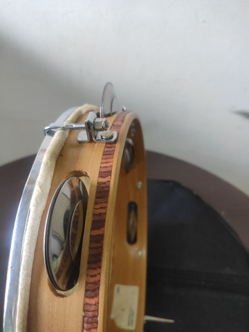 Pandeiro Torelli Chorinho 10' - Foto 4
