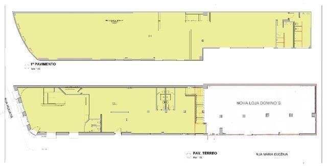 Loja de Esquina Humaitá com opção de segundo piso - Foto 7