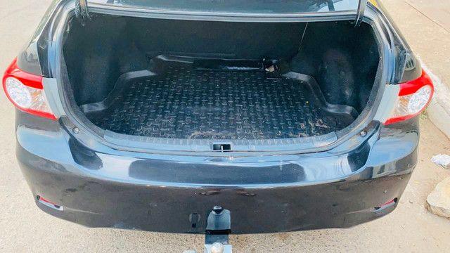 Corolla 2011/2012 cor preto perolizado - Foto 3