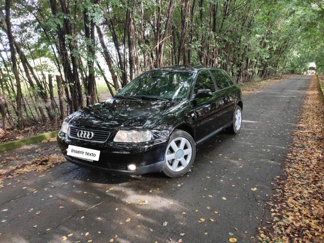 Audi A3 1.8 T 180cv