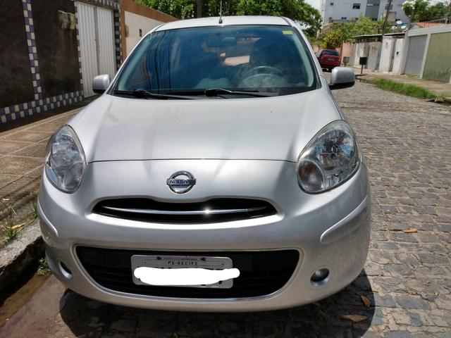 Nissan march 1.6 2014