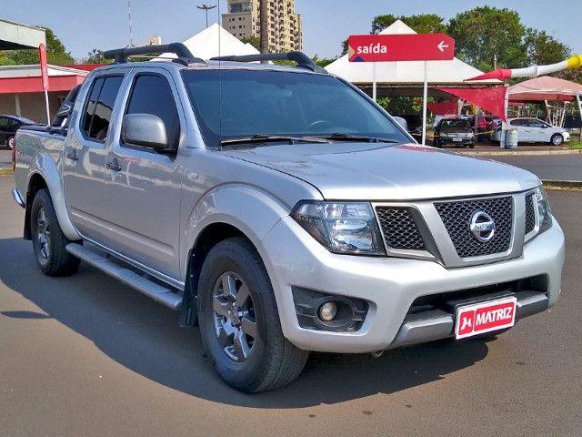 Nissan Frontier SV Attack 2.5 4x4 2016 - Foto 8