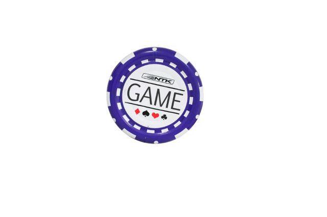 Boia Inflável nautika Casal Poker Chip 1,70m Diâmetro Namoradeira poker chip - Foto 2