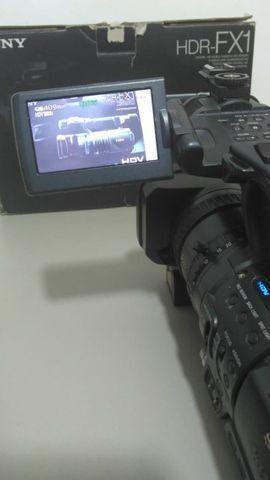 Filmadora Sony HDR -FX1 HDV 1080i - Foto 5