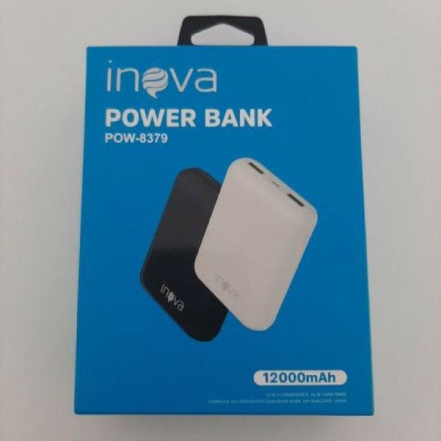 Carregador powe bank - inova - pow-8379