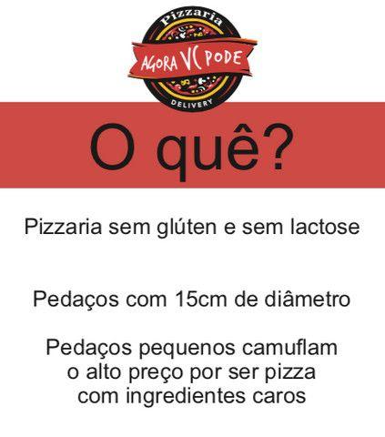 Sócio pizzaria sem glúten - Foto 2