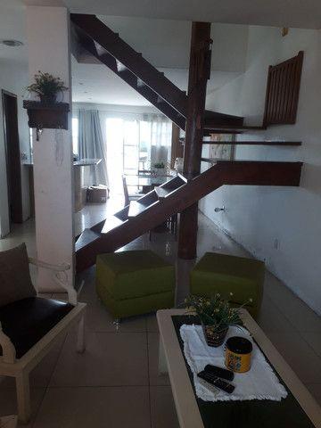 Alugo bela casa mobiliada - Foto 2