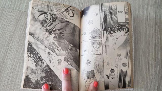 Coleção Mangás Merupuri Completa. (volumes 1 Ao 4). Usados - Foto 4