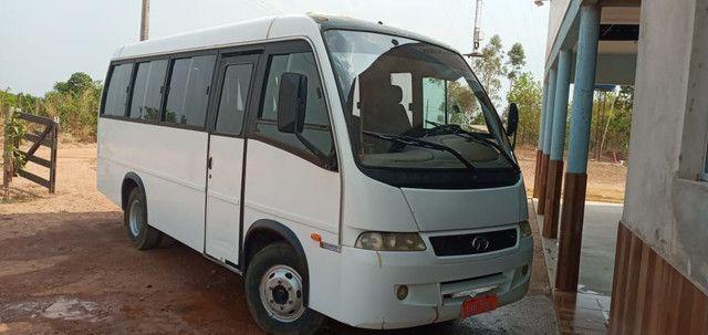 Vendo micro ônibus Volare motor MWM  - Foto 2