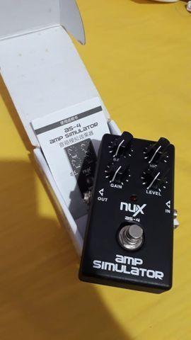 Pedal Amp Simulator Nux - Foto 2