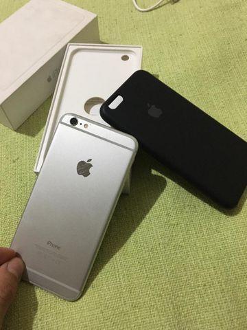IPhone 6s Plus cinza