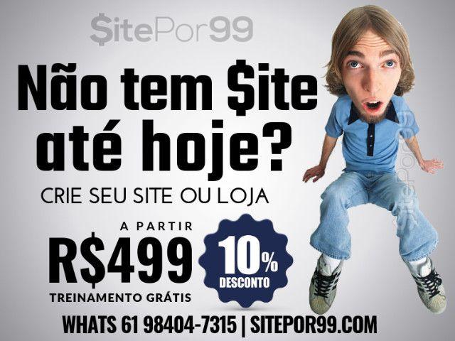 Desenvolvo Site / Logomarcas / Loja Virtual / App Delivery-Brasília