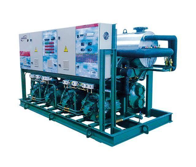 Recrutamos mecânico de refrigeração e auxiliar de refrigeração