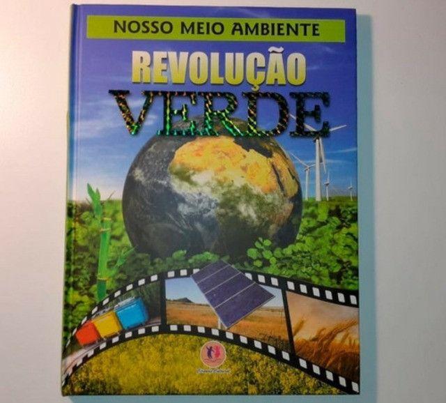 Kit 4 livros infantis: Recordes Mundiais - 2, Revolução Verde e Piadas para Rachar o Bico - Foto 5