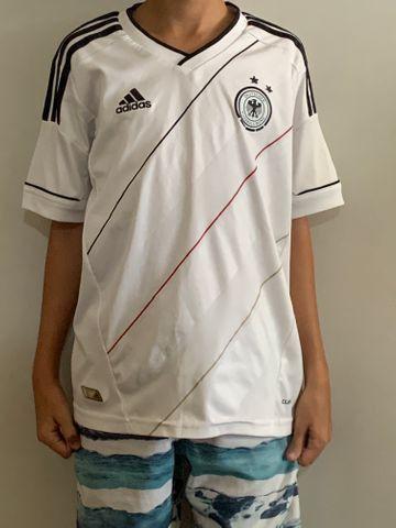 Camiseta de time Infantil ADIDAS - tamanho 10