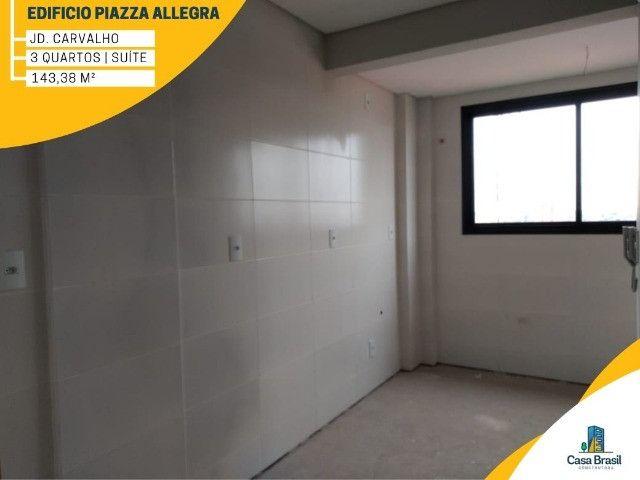 Apartamento para a locação em Ponta Grossa - Jd. Carvalho - Foto 11