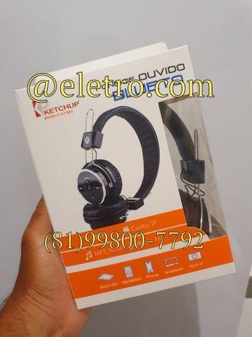 Fone de ouvido Bluetooth excelente qualidade FAZEMOS ENTREGAS - Foto 3